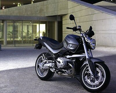 2007 BMW R1200R 1200 Urban Motorcycle Factory Photo ca7173