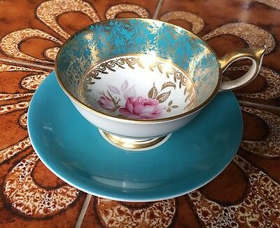 Vintage Aynsley Cup And Saucer