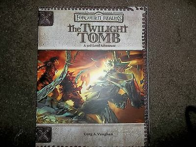D&D D20 WOTC The Twilight Tomb