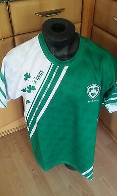 "Ireland Rugby League Shirt 44"" Large"
