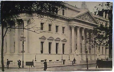 "1910 Postcard Appellate Court Building New York "" Most Recent Specimen "" Unused"