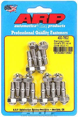 [400-7602] ARP Valve Cover Fastener Stud Hex Nuts Polished 14 pc P/N