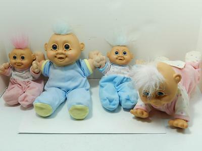 Russ Troll Assorted Baby Lot Of 4