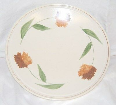 Poole Pottery hand painted large platter serving dish W/V