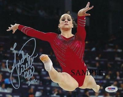 Jordyn Wieber #1 Reprint Autographed Picture Signed Photo 8X10 Usa Olympics Rp