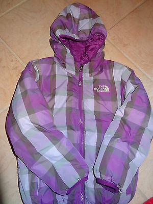 Doudoune The North Face Reversible Monndoggy  Taille 4 / 5Ans