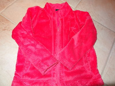 Polaire Degre 7 Rose Taille 5 Ans Broderie Dos