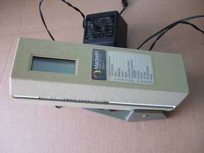 Macbeth Color Checker / Densitometer Made In Usa A Must For Any Printer