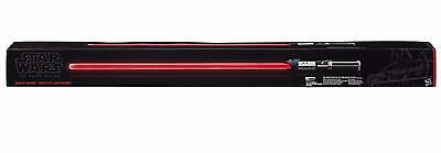 Star Wars Black Series Darth Vader Rogue One Force Fx Red Lightsaber Hasbro New