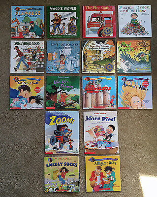Lot of 16 Children's picture books by Robert Munsch. Love You Forever