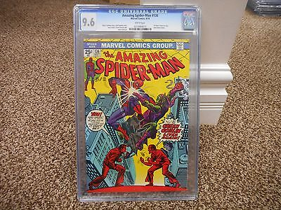 Amazing Spiderman 136 cgc 9.6 1st appearance of Harry Osborn as Green Goblin 74