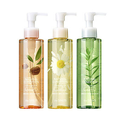 [THESAEM] Natural Condition Cleansing Oil - 180ml
