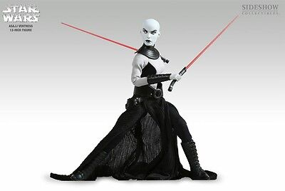 Sideshow - STAR WARS - Asajj Ventress - Lord of Sith - 1:6 Sixth Scale figure