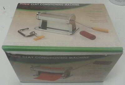 Sculpey Clay Conditioning Machine New in Box Never Used