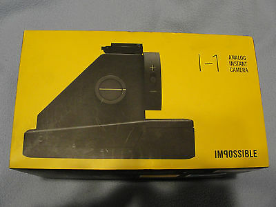 BRAND NEW! Impossible Project I-1 Analog Instant Camera Retail $300