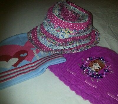 Girls Hats 6month-24 month