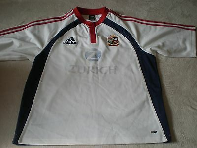 British & Irish Lions Rugby Union Shirt 2005 New Zealand Size L Large Adult  4