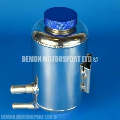 0.5 Litre Alloy Coolant Water Header Expansion Tank 11mm and 15mm (81845)