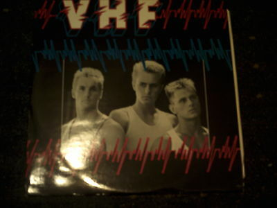 "Vhf-Very High Frequency 12"" Single"