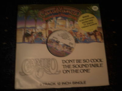"CAMEO-DON'T BE SO COOL 12"" SINGLE-BONUS 12"" single-freaky dancin"