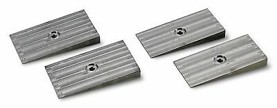 """Warrior Products 2.5"""" Wide/6-degree Angle Universal Pair of Leaf Spring Shims"""