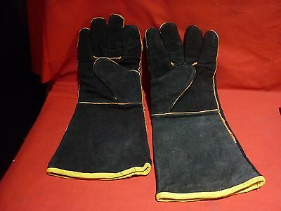 Pair Welding Gloves New Unused Cheap Not Needed Yatala 4207