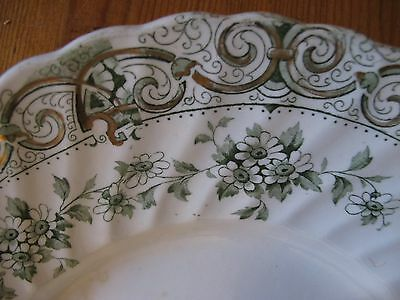 Victorian Meat Platter 1880's  Henry Alcock England (at PC 3093)