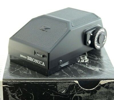 Zenza Bronica ETRS AE-II Metered Prism Finder, near mint, *BOXED*