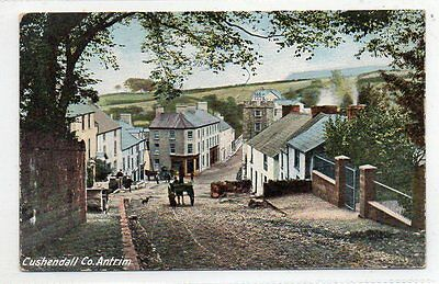 """""postcard Cushendall,co Antrim,ireland"""""