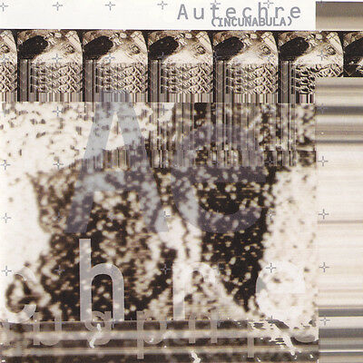 Autechre Incunabula New Sealed Double Vinyl Lp & Download In Stock