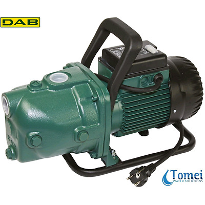 Electro Water Pump handle for transport GARDEN JET 82 M 0,6KW 0,8HP 240V DAB