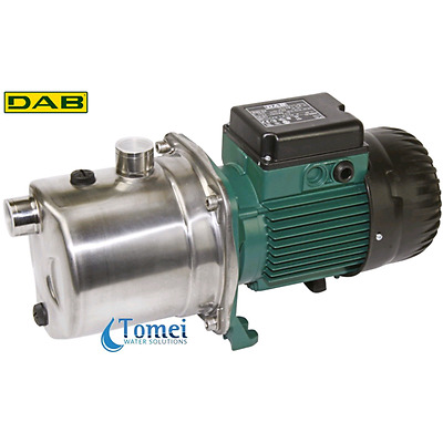 Self-Priming Electro Water Pump in Stainless Steel JETINOX 112 M 1KW 240V DAB