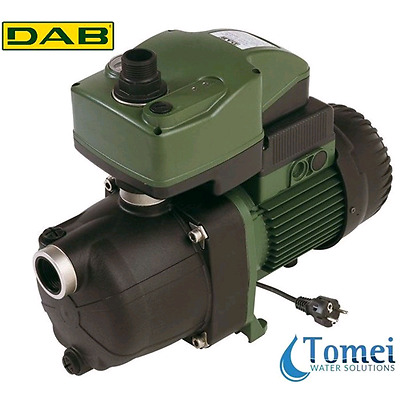 Automatic On/Off Pressurisation System Electro Water Pump ACTIVE JC102 ,75KW DAB