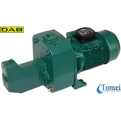 Self-Priming Electro Water Pump in Cast-Iron JET 251 T IE3 1,85KW 2,5HP 400V DAB