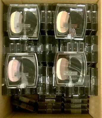 Mixed Wholesale Lot Of 100 L'Oreal One Sweep Eyeshadow - Playful & Natural