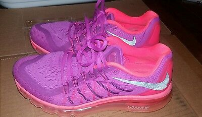 Nike Air Max 2014 Woman's Running Shoes 698903-500 SIZE 7