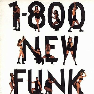 PRINCE 1-800-New-Funk US Very Rare Madhouse 1800 1 800 NEW FUNK CD