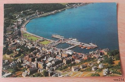 Postcard-Rothesay-Isle of Bute-Unused-Photo: Airviews: Manchester-PT336859