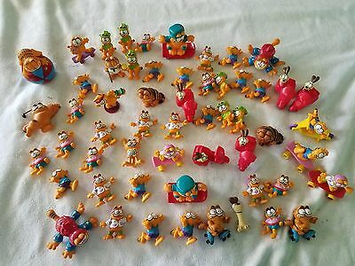 Garfield Odie Mixed Figure Lot of 55 R0033