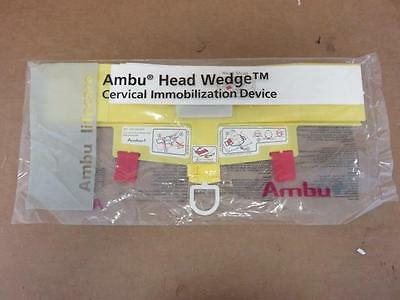 Ambu Lifecare Head Wedge Disposable Head & Cervical Immobilizer *New*