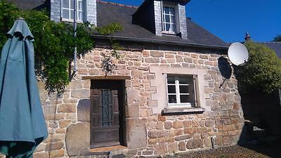 Self Catering Holiday Cottage/gite Brittany France Sleeps 5 1 Wk 22Nd Jul 2017
