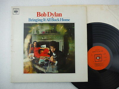 Bob Dylan,Bringing It All Back Home,Original mono first pressing,LP
