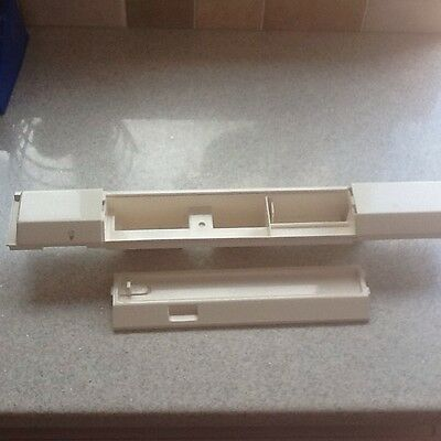 BROTHER KNITTING MACHINE Preloved accessory Unit And Lid