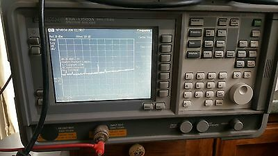 hewlett packard EAS L1500-A Spectrum analyzer