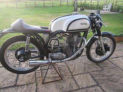 1955 Norton Manx 500 short stroke Classic Motorcycle Vintage  bike