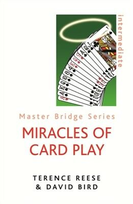 Miracles Of Card Play (MASTER BRIDGE) (Paperback), Bird, David, R. 9780297844945