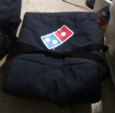 Large Domino's pizza hot Delivery Insulated Thermal bag