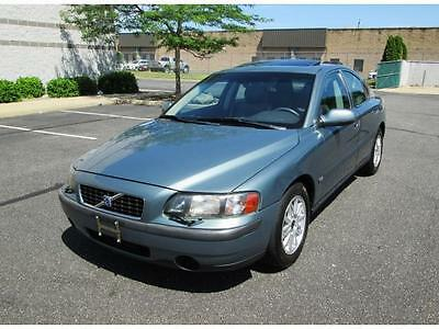 2003 Volvo S60 2.4 2003 Volvo S60 2.4 Sedan Loaded 1 Owner Well Maintained Great Buy Clean Car