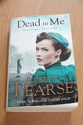 dead to me lesley pearse