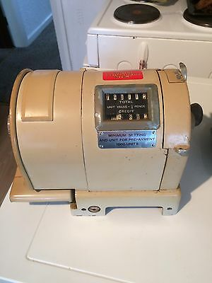 Vintage Pitney-Bowes Franking Machine(1966).Collectors Item.Working Order.